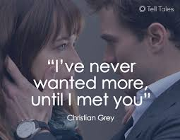 Quotes From 50 Shades Of Grey 100 Naughty Mr Grey Quotes That Will Make You Blush 51