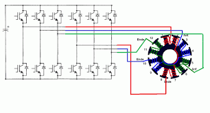 endless sphere com • view topic 6 phase hub motor 6 phase sounds much better but connecting two fets to each winding lead would just be the same as using a 12 fet controller only the delta connections