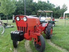 1967 economy power king utility tractor in original unrestored 1974 economy power king tractor