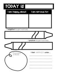 Journal Templates Mindfulness Journal Templates For Students