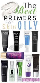 the best foundation primers from the and high end use these primers to make your makeup matte and keep your face from looking oily
