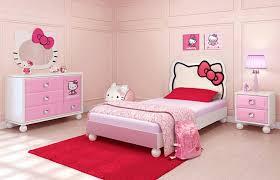 Kids Bedroom Furniture Sets So Cute Hello Kitty Bedroom Furniture Furniture Design Ideas