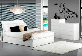 Brighten Up Your Bedroom With These Fresh White Furniture Pieces Amazing Bedroom With White Furniture