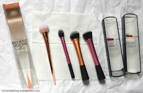 real techniques bold metals contour brush. the images are that of washed and dried brushes, because i always wash my brushes before first use, couldn\u0027t wait to take a picture playing real techniques bold metals contour brush c