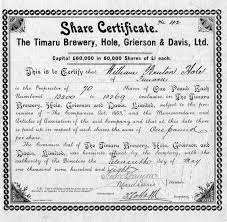 Selling A Share Certificate Ibusinesslearn Business Learning Buying And Selling Shares How
