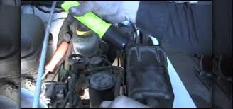 how to use a smoke machine to find an evap leak in a car auto maintenance repairs wonderhowto