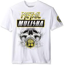 Metal Mulisha Mens Plus Size Deegan Blast T Shirt Amazon