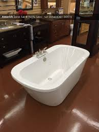 Pacific S Kitchen Faucets Americh Sorrel Tub Pacific Sales San Dimas Ca 3 2016