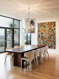 art for the dining room. Brilliant Room View In Gallery Nob Hill Penthouse Dining Room By Maven Interiors Inside Art For The Dining Room G