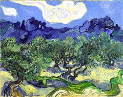 farm painting olive garden by sumit mehndiratta