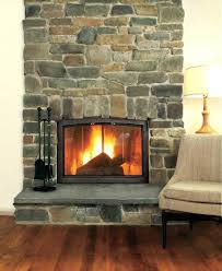 smlf faux stone veneer over brick fireplace kit stacked surround house technical editor mark powers ing materials
