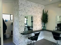 office feature wall ideas. Breathtaking Textured Brick As A Feature For Local Gold Coast Home Office Wall Ideas T
