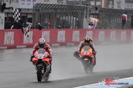 Duel of Champions: Dovizioso vs Marquez at Motegi - Bike Review
