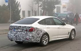 All BMW Models bmw 328i gran turismo : 2016 BMW 3 Series GT Facelift Spied: It's Really Coming ...