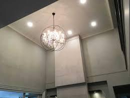 residential pot lights installation