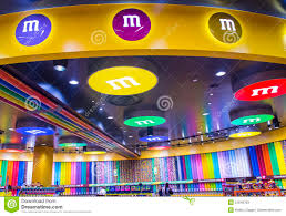 M M World Las Vegas Editorial Stock Photo Image Of Vegas 51649703