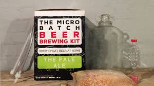Small Picture Micro Batch Beer Brewing Kit by Josh Simon of Home Brew Depot