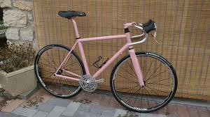 26 Titanium Road Bike Giro D Italia Pink Blog Otm Bikes
