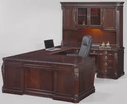 Fancy Mahogany fice Desk DMI fice Furniture Fairplex E