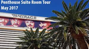 Mirage One Bedroom Suite One Bedroom Penthouse Suite Room Tour At The Mirage Las Vegas