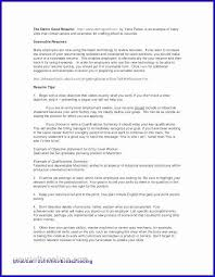 17 New Examples Of Objectives For Resumes Resume