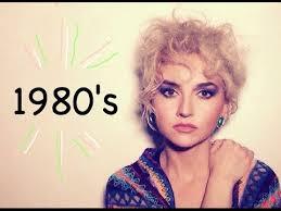 1980 s makeup tutorial