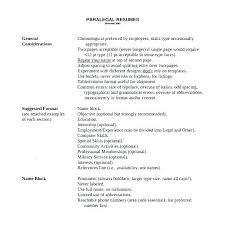 Immigration Paralegal Resume Sample Skills Socialum Co