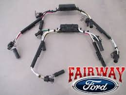 00 thru 03 excursion oem ford 7 3l diesel fuel injector wiring ford 6.0 diesel injector wiring harness image is loading 00 thru 03 excursion oem ford 7 3l