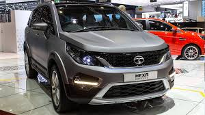 new car launches in january indiaTata Hexa to be launched in January 2017