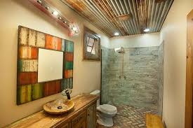Rustic Bathroom Design Cool Design