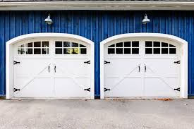 add hardware for a quick and easy garage door update