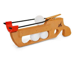 Ping Pong Launchers Toy His Armor Ping Pong Ball Shooter Walmart Com