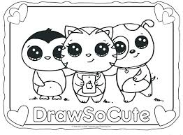 Coloring Pages Cute Food Coloring Pages Foods Kawaii Cute Food