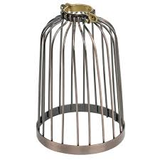 wire cage pendant light. Get Quotations · Industrial Vintage Bird Cage Design Style Bronze Hanging Pendant Light Fixture Metal Wire , Lamp I