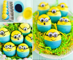 Diy Dyed Minion Easter Eggs Find Fun Art Projects To Do Fun Office