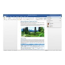 Mircosoft Word For Mac Microsoft Office Mac Home Business 1pk 2016 English Middle East Dm