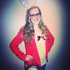 makeup guide 15 book character costumes for teachers white rabbit costume