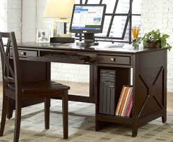coaster shape home office computer desk.  Shape Coaster L Shaped Computer Desk In Cappuccino Finish Home Office Peel Black  Uk Furniture Sks Sk Double Executive Throughout Coaster Shape Home Office Computer Desk