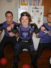we are the globo gym purple cobras and we will we will rock