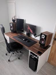 Best 25+ Diy computer desk ideas on Pinterest | Corner desk diy, Corner  office desk and Rustic computer desk