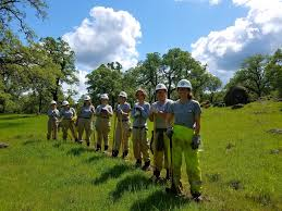 Americorps Nccc Team Serving With Placer Land Trust Yubanet