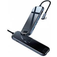 <b>USB</b>-<b>концентратор Baseus Multi-functional</b> Hub <b>USB</b> Type C ...