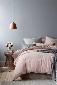 Grey Black And Pink Bedroom Ideas