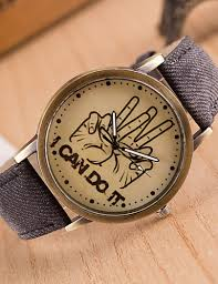 <b>Men's</b> Wrist Watch Quartz Leather Black / White / Blue <b>Hot Sale</b> ...