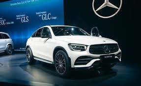 Whats people lookup in this blog: 2020 Mercedes Benz Glc Coupe Updated Sporty Crossover