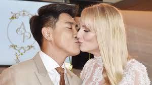 บอย พิษณุ ควงแฟนฝรั่งฉลองวิวาห์ ฮันนีมูนฮาวาย แพลนมีลูก 2 คน (คลิป)