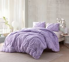 twin bedding comforter sets available full xl orchid petal pin tuck 4