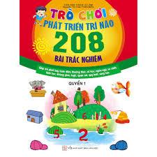 Sách Combo Sách Trò Chơi Phát Triển Trí Não Cho Bé (Bộ 6c) giảm chỉ còn  408,000 đ