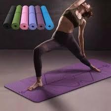 best quality yoga exercise tpe nonslip