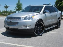 Chevrolet Traverse. price, modifications, pictures. MoiBibiki